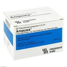 Produktbild Ampuwa Plastikampulle Injektions- / Infusionslösung