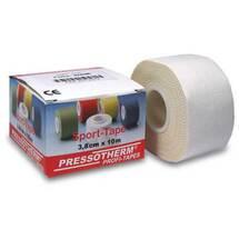 Produktbild Pressotherm Sport-Tape 3,8cmx10m weiß