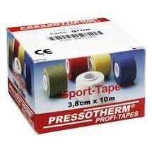 Pressotherm Sport-Tape 3,8cmx10m grün