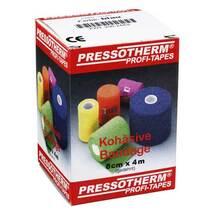 Produktbild Pressotherm Kohäsive Bandage 8cmx4m blau