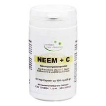 Produktbild Neem + C Vegi Kapseln