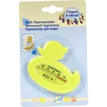 Produktbild Badethermometer Ente