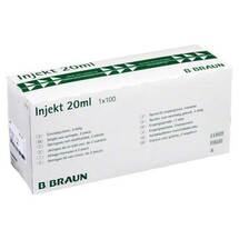 Produktbild Braun Injekt Spritzen mit exz