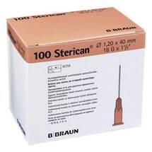 Sterican Kanülen 18Gx1 1 / 2 1,2x40 mm
