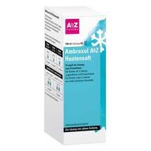 Ambroxol AbZ Hustensaft 15 mg / 5 ml
