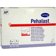 Produktbild Peha-Last Mullbinde elastisch 4 cm x 4 m lose