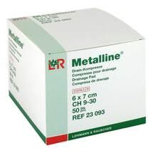Metalline Drain Kompressen 6