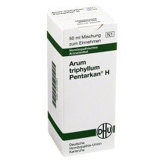 Arum triphyllum Pentarkan H Dilution