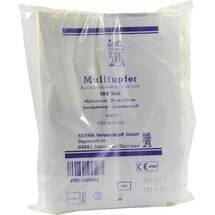 Produktbild Mulltupfer 20x20cm pflaumengroß steril