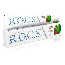 Produktbild Rocs Erwachsene Schokolade + Minze Zahnpasta