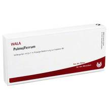 Produktbild Pulmo / Ferrum Ampullen