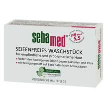 Produktbild Sebamed seifenfreies Waschstück