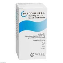 Produktbild Pasconeural Injektopas 2% Injektionsflaschen