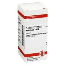 Produktbild Hypericum D 12 Tabletten