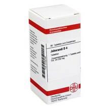 Produktbild Jaborandi D 4 Tabletten