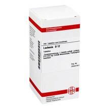 Produktbild Lachesis D 12 Tabletten