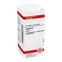 Produktbild Ledum D 3 Tabletten