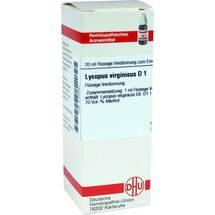 Lycopus virg. D 1 Dilution