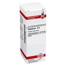 Produktbild Phytolacca D 4 Dilution