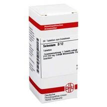 Produktbild Selenium D 12 Tabletten