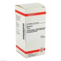 Produktbild Sepia D 3 Tabletten