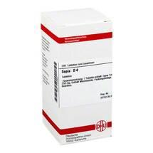 Produktbild Sepia D 4 Tabletten