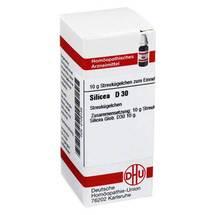 Produktbild Silicea D 30 Globuli