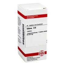Produktbild Silicea D 8 Tabletten