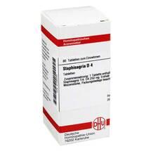 Produktbild Staphisagria D 4 Tabletten