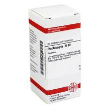 Produktbild Staphisagria D 30 Tabletten
