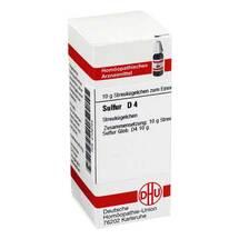 Produktbild Sulfur D 4 Globuli