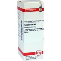 Taraxacum D 2 Dilution