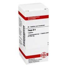 Produktbild Thuja D 4 Tabletten