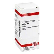 Produktbild Thuja D 3 Tabletten