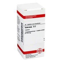 Produktbild Valeriana D 2 Tabletten