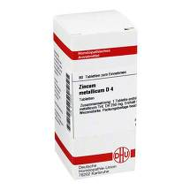 Zincum metallicum D 4 Tabletten