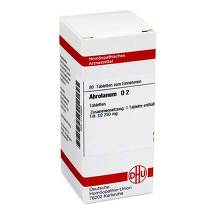 Produktbild Abrotanum D 2 Tabletten