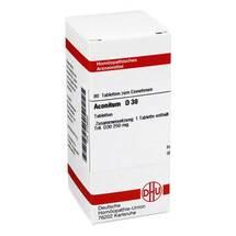 Produktbild Aconitum D 30 Tabletten