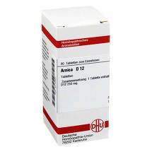 Produktbild Arnica D 12 Tabletten