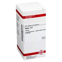 Arnica D 4 Tabletten