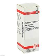 Produktbild Asa foetida D 3 Dilution