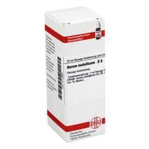 Produktbild Aurum metallicum D 8 Dilution