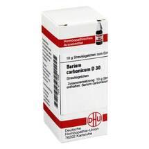 Produktbild Barium carbonicum D 30 Globuli