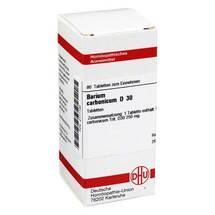 Produktbild Barium carbonicum D 30 Tabletten