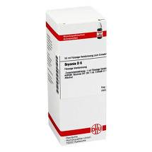 Produktbild Bryonia D 6 Dilution