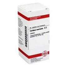 Produktbild Carduus marianus D 3 Tabletten
