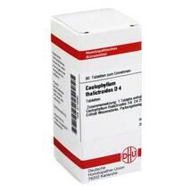 Produktbild Caulophyllum thalictroides D 4 Tabletten