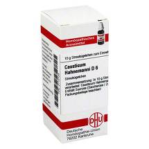Produktbild causticum Hahnemanni D 6 Globuli