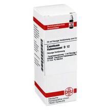 Produktbild causticum Hahnemanni D 12 Dilution