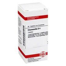 Produktbild Chamomilla D 4 Tabletten